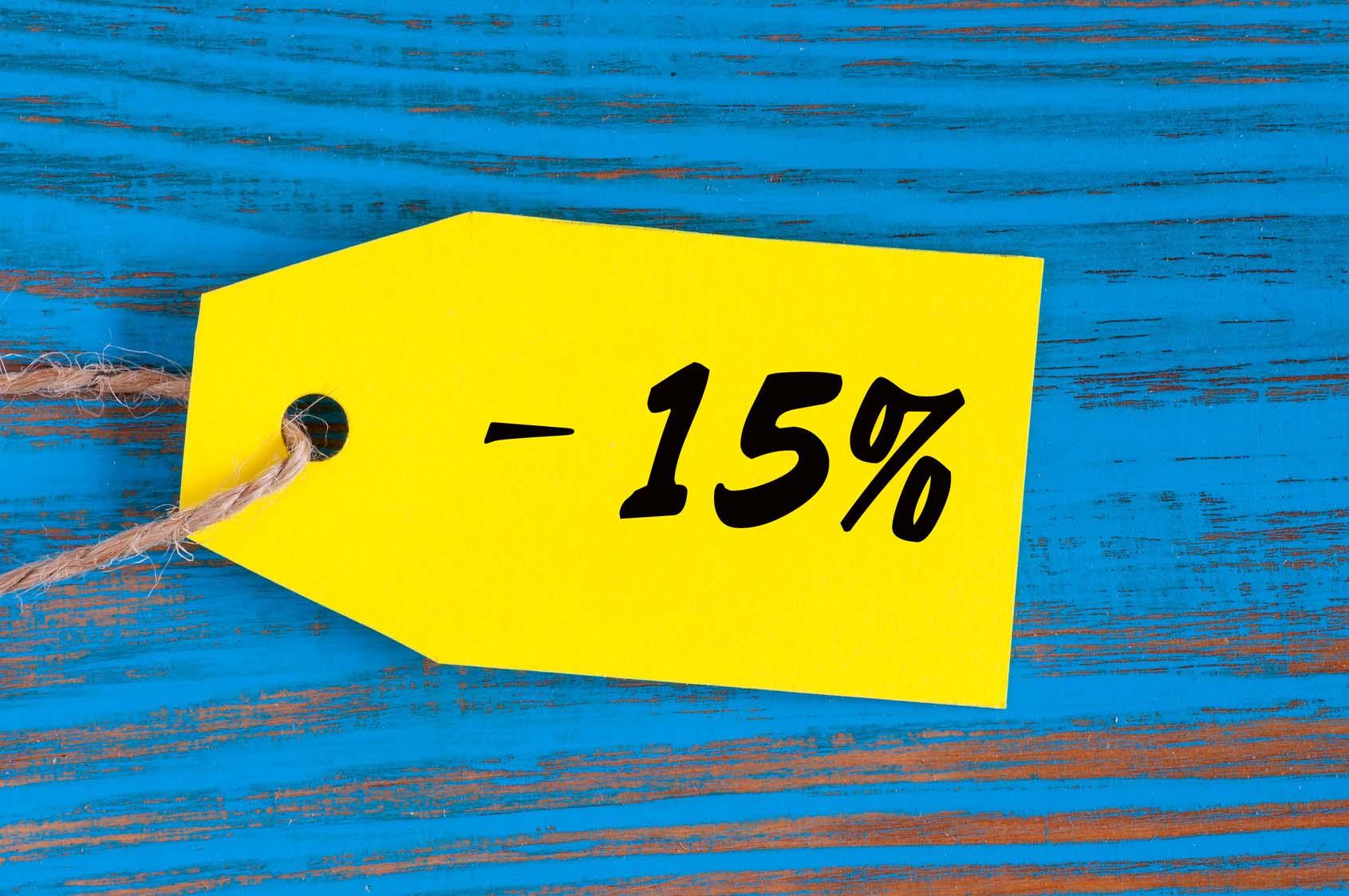 Kennen Sie diesen 15%-Trick für Ihren Verein?