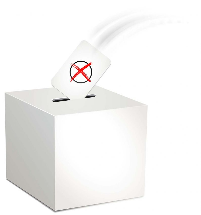 Ausschluss des Stimmrechts