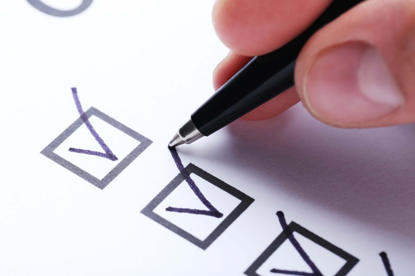 Checkliste: So machen Sie Ihre Protokolle im Verein unangreifbar