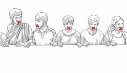 Enthaltung der Stimme
