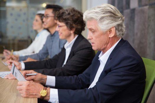 Der Nachwuchs für den Vorstand fehlt?