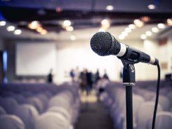 Rederecht während einer Mitgliederversammlung