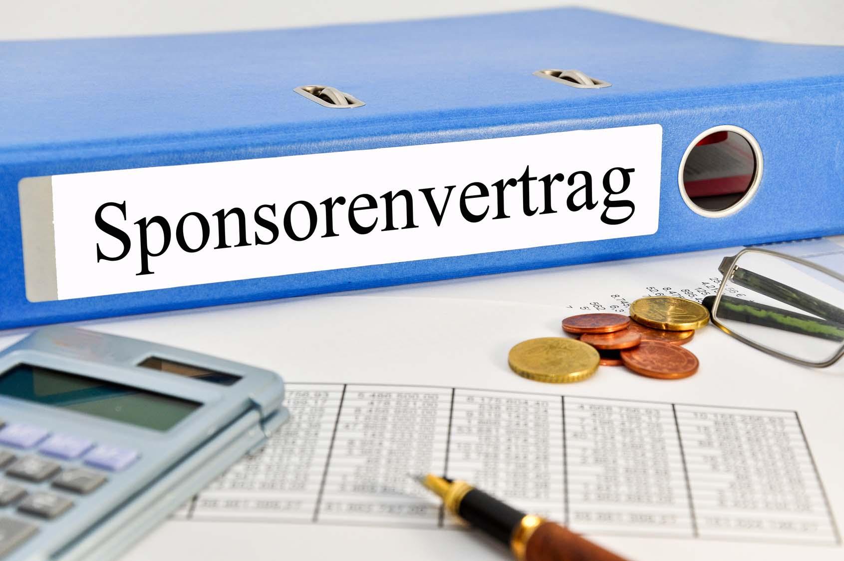 Sponsoring von Unternehmen an Vereine