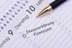 Steuerklärung im Verein – Ihre Rechte und Pflichten