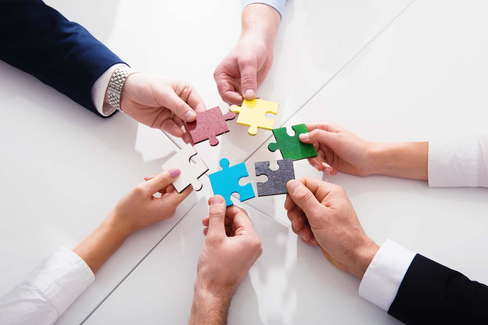 Zusammenschluss von Vereinen