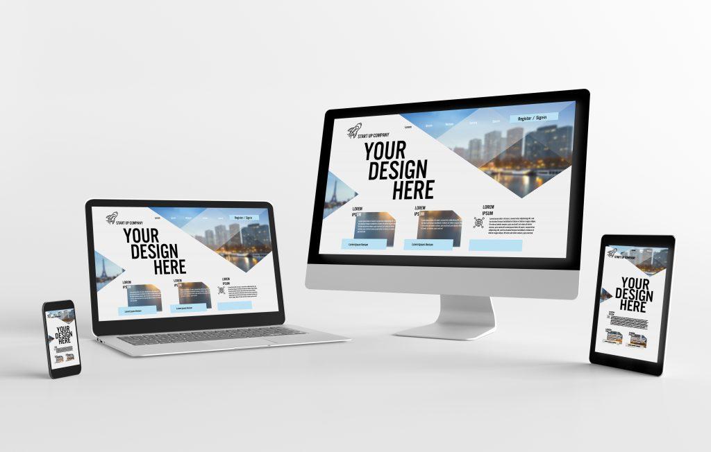 Webseite, Website, Verein, Erstellung, Design